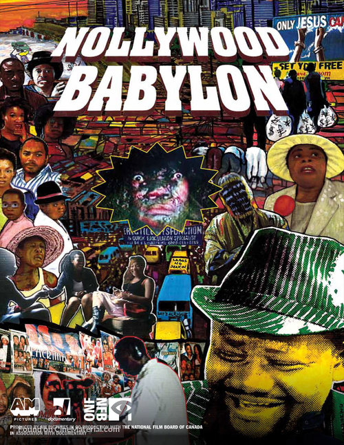 Nollywood Babylon - Movie Poster