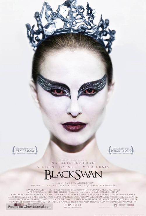 Black Swan - Movie Poster