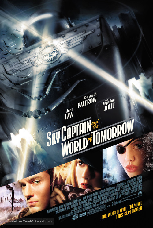 Sky Captain And The World Of Tomorrow - Movie Poster