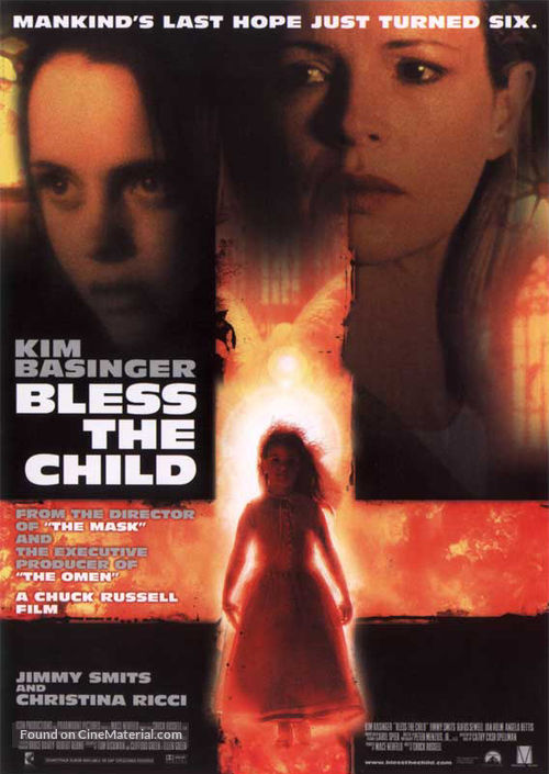 Bless The Child Thai Movie Poster