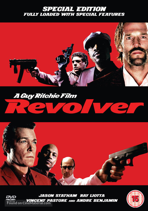 Revolver - British Movie Poster