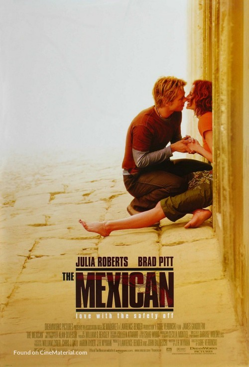 The Mexican - Movie Poster