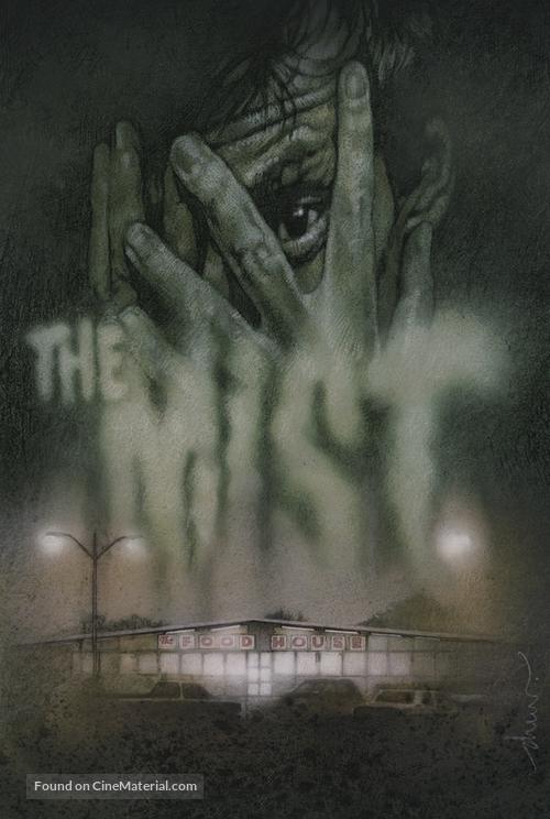 The Mist - Key art