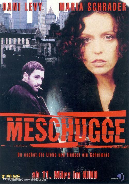 Meschugge - German Movie Poster