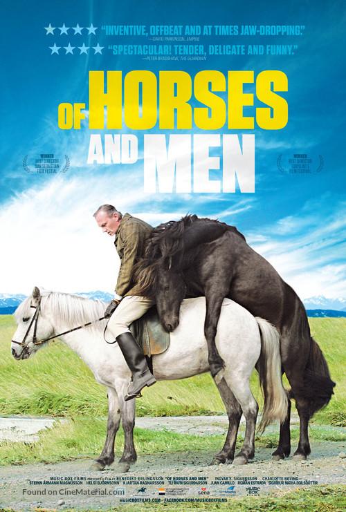 Hross í oss - Movie Poster