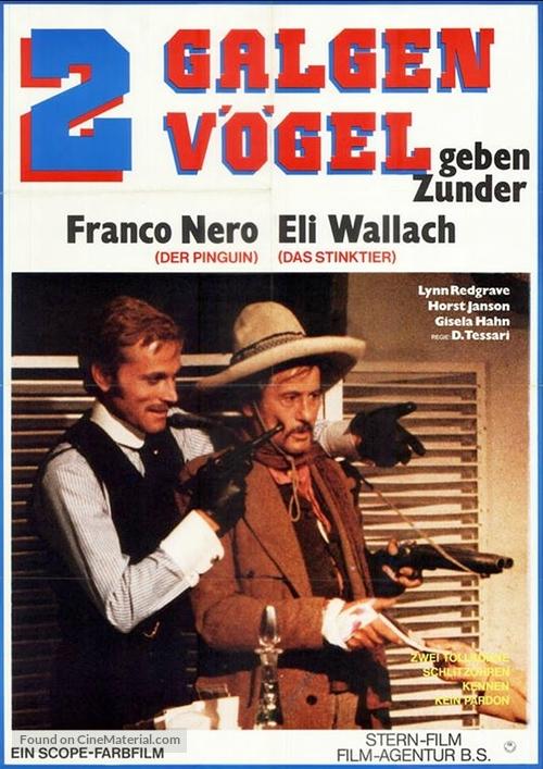 ¡Viva la muerte... tua! - German Movie Poster