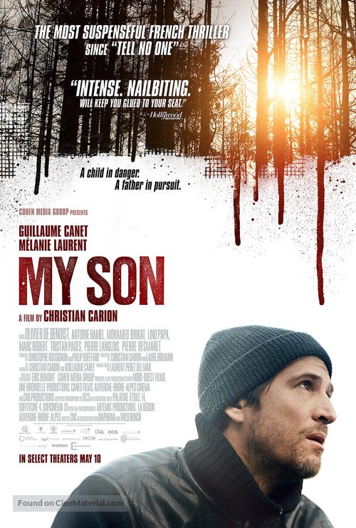 Mon garçon - Movie Poster