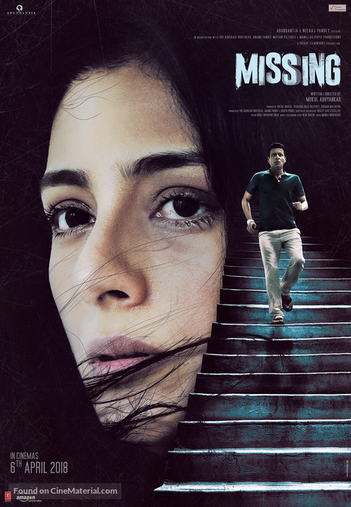 Missing - Indian Movie Poster