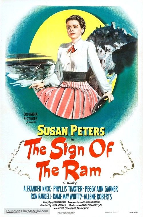 The Sign of the Ram - Movie Poster