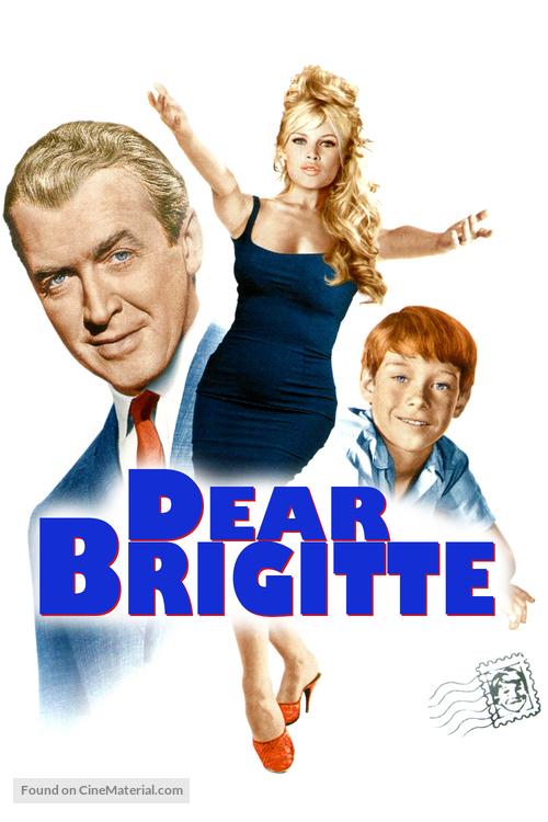 Dear Brigitte - Movie Cover