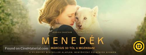 The Zookeeper's Wife - Hungarian poster