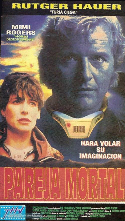 Wedlock - Argentinian VHS cover