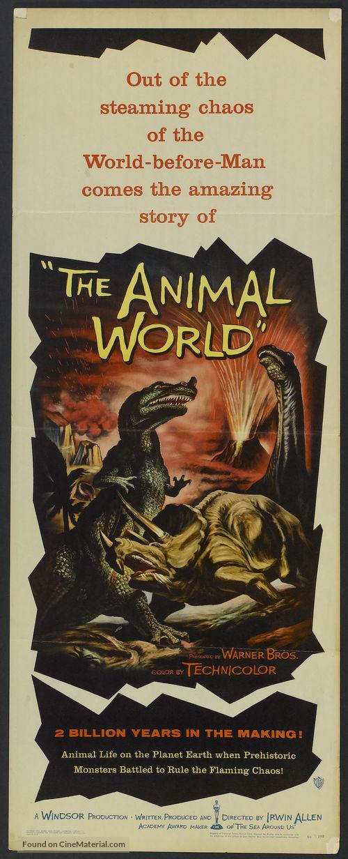 The Animal World - Movie Poster