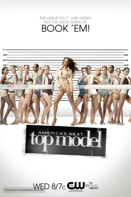 """America's Next Top Model"" - Movie Poster"
