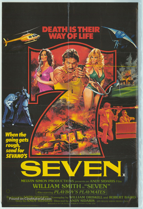 Seven - Movie Poster