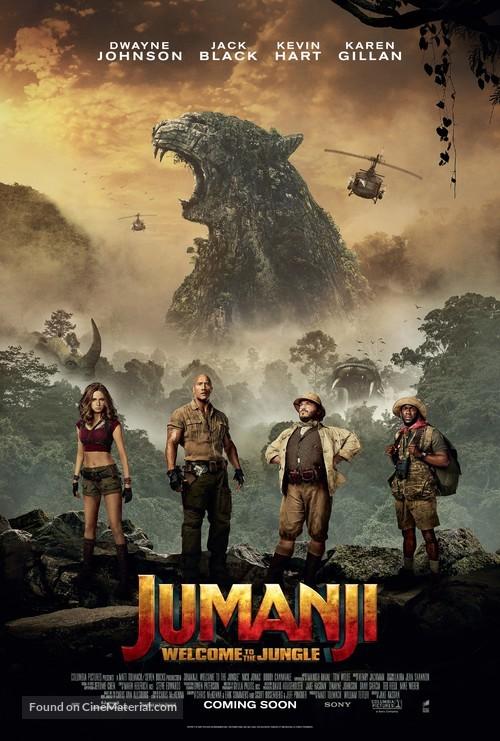 Movie/Jumanji: Welcome To The Jungle (1440x2960) Wallpaper