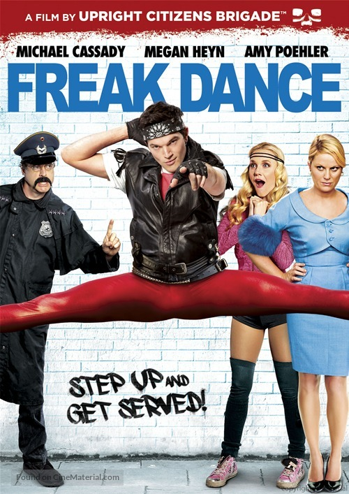 Freak Dance - DVD cover