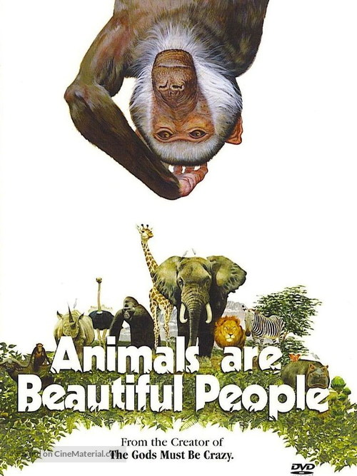 Animals Are Beautiful People - Movie Cover
