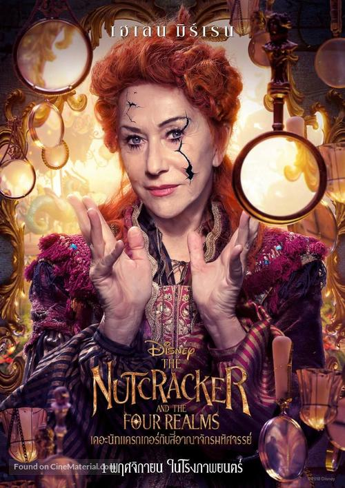 The Nutcracker and the Four Realms - Thai Movie Poster