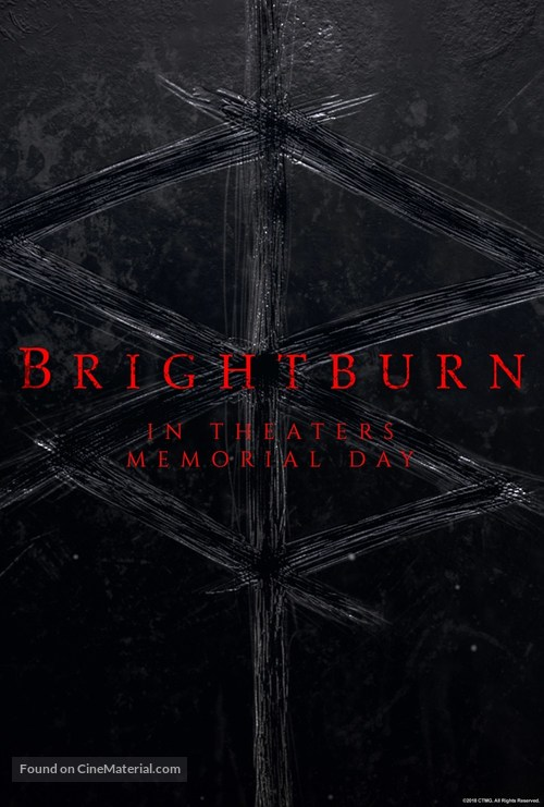 Brightburn - Movie Poster