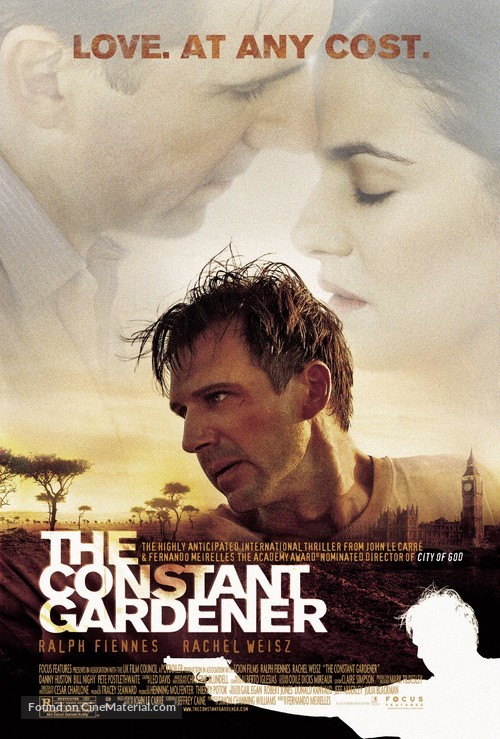 The Constant Gardener - Movie Poster