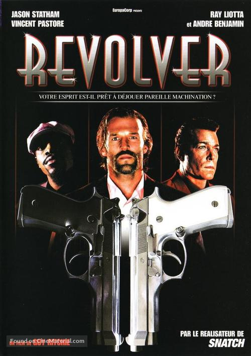 Revolver - French Movie Cover