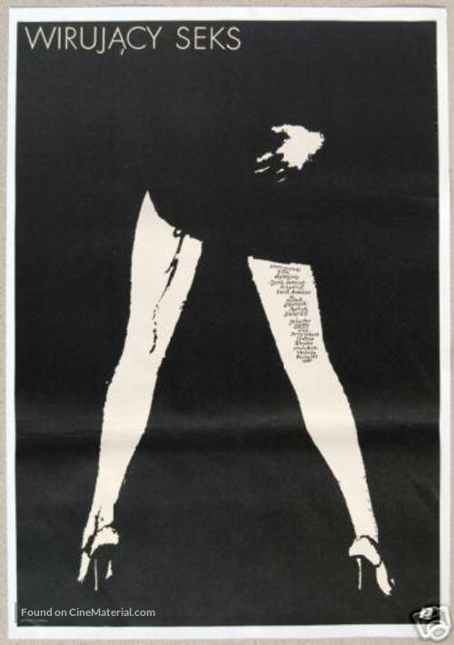 Dirty Dancing - Polish Movie Poster