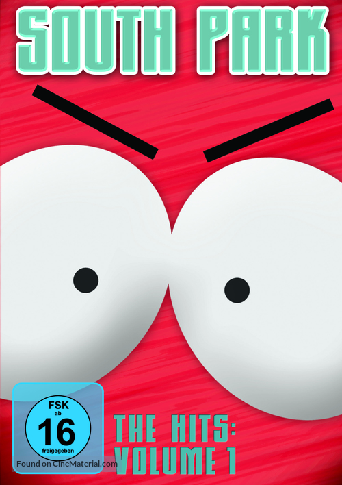 """South Park"" - German Movie Cover"