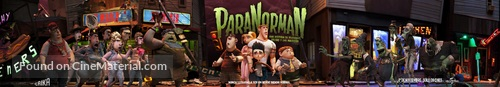 ParaNorman - Argentinian Movie Poster