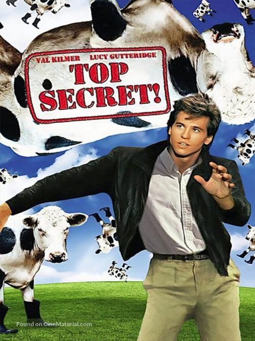 Top Secret - Movie Cover