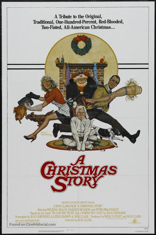 A Christmas Story - Movie Poster