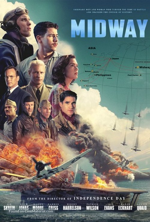 Image result for midway poster