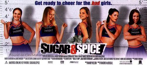 Sugar & Spice - British Movie Poster