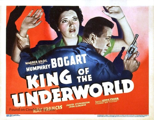 King of the Underworld - Movie Poster
