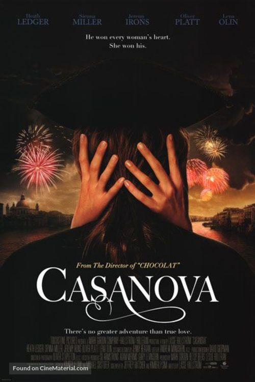 Casanova - Movie Poster