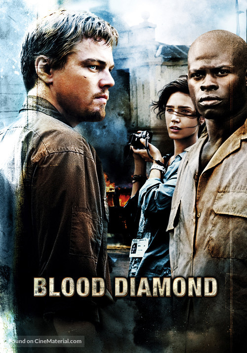 Blood Diamond - Movie Poster