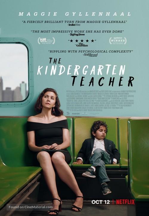 The Kindergarten Teacher - Movie Poster