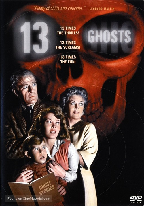 13 Ghosts - Movie Cover