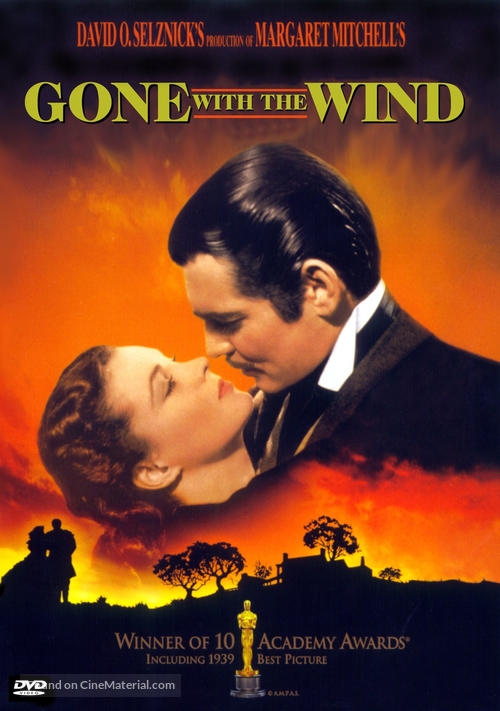 Gone with the Wind - Movie Cover