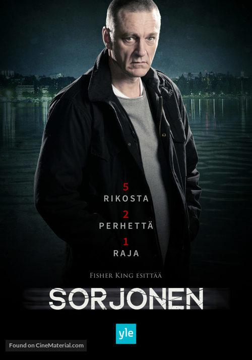 """""""Sorjonen"""" - Finnish Movie Poster"""