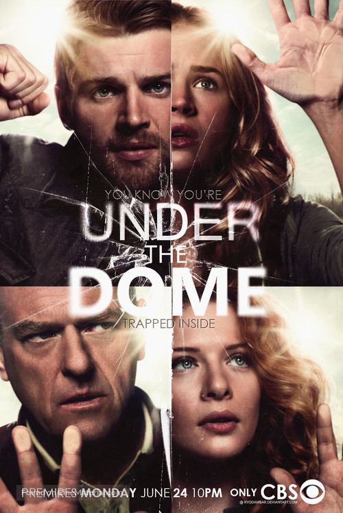"""Under the Dome"" - Movie Poster"
