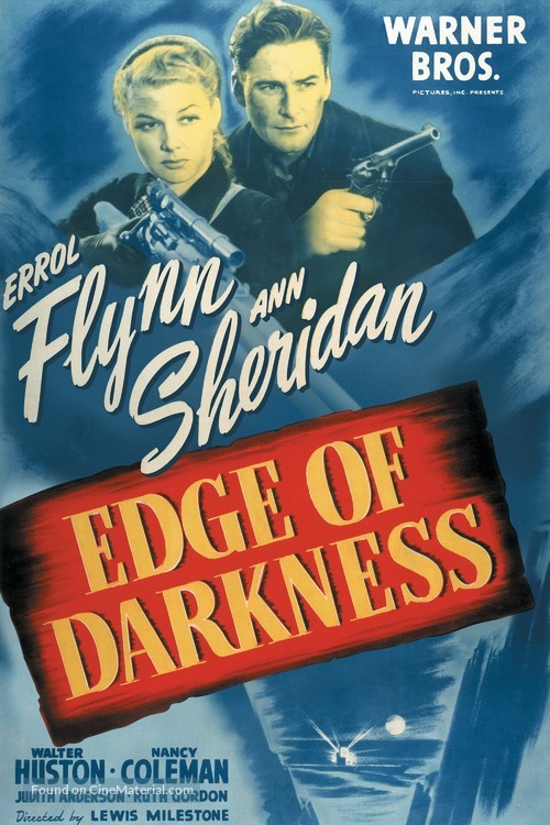 Edge of Darkness - Movie Poster