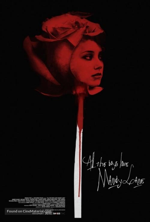 All the Boys Love Mandy Lane - Movie Poster
