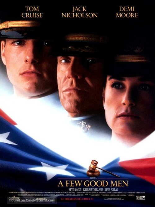 A Few Good Men - Movie Poster