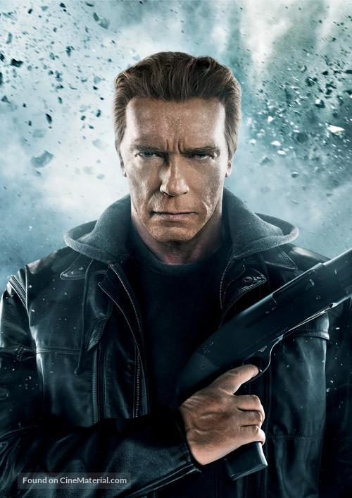 Terminator Genisys - Key art