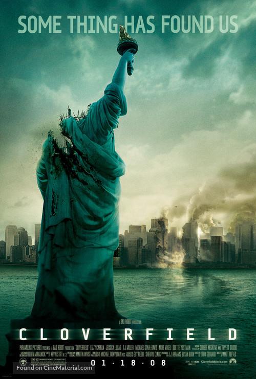 Cloverfield - Movie Poster
