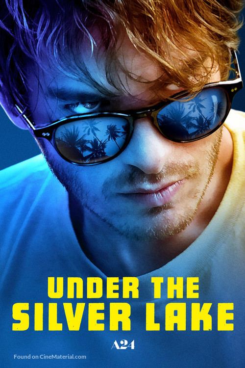 Under the Silver Lake - Movie Cover