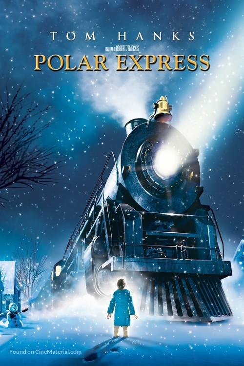 The Polar Express - Italian Movie Cover