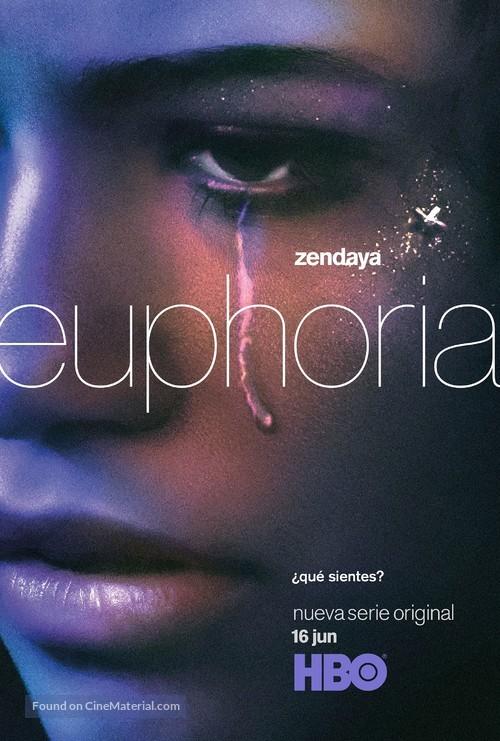 """Euphoria"" - Argentinian Movie Poster"