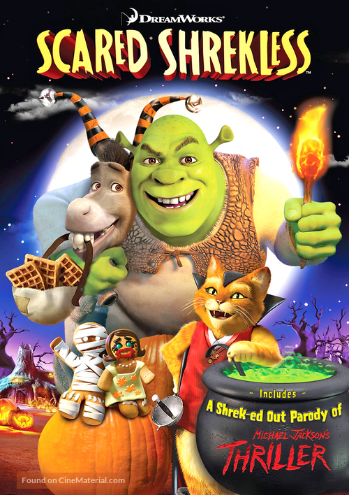 Scared Shrekless - Movie Poster